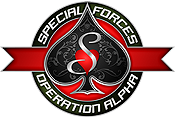 Special Forces: Operation Alpha Series logo